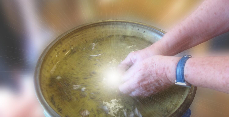 Ritual Handwashing Image by Le Isaac Weaver